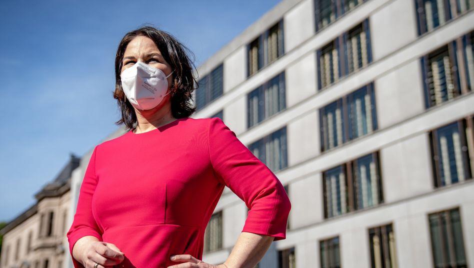 Kanzlerkandidatin Annalena Baerbock: Das Image des herzlosen Preistreibers kann der Partei gefährlich werden