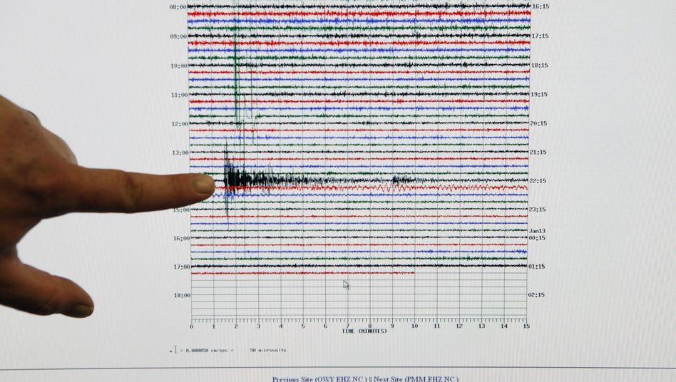 """Seismische Analyse des Haiti-Bebens: """"Ich habe einen Horror vor Prognosen"""""""