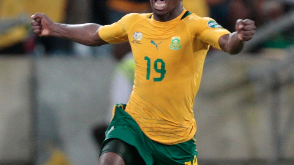 Südafrika-Nationalspieler Mahlangu: Tor gegen Marokko
