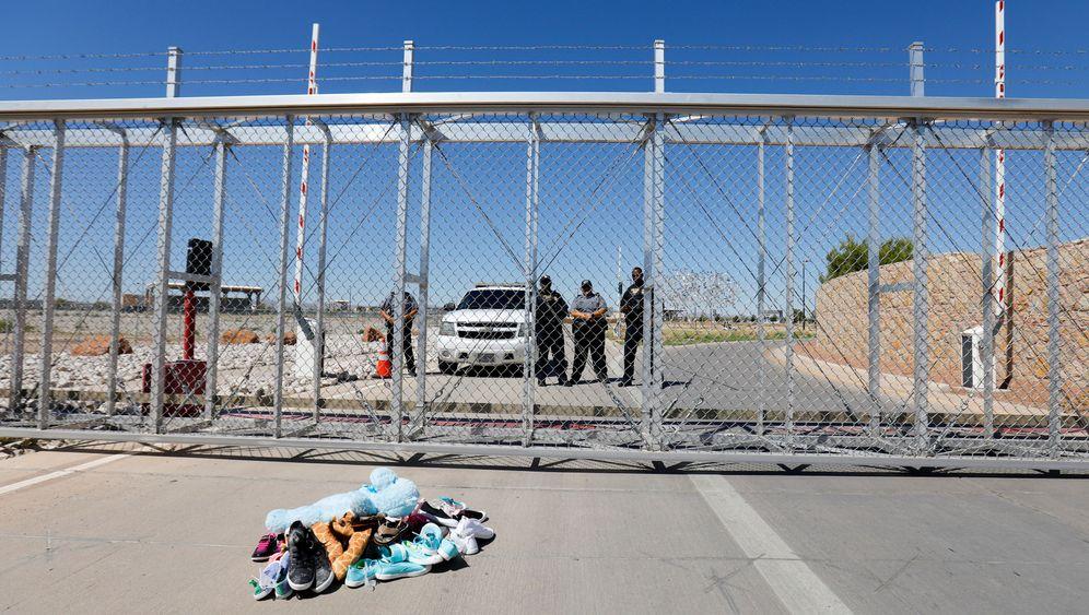 US-Migrantenkrise: Das Geschäft mit der Haft