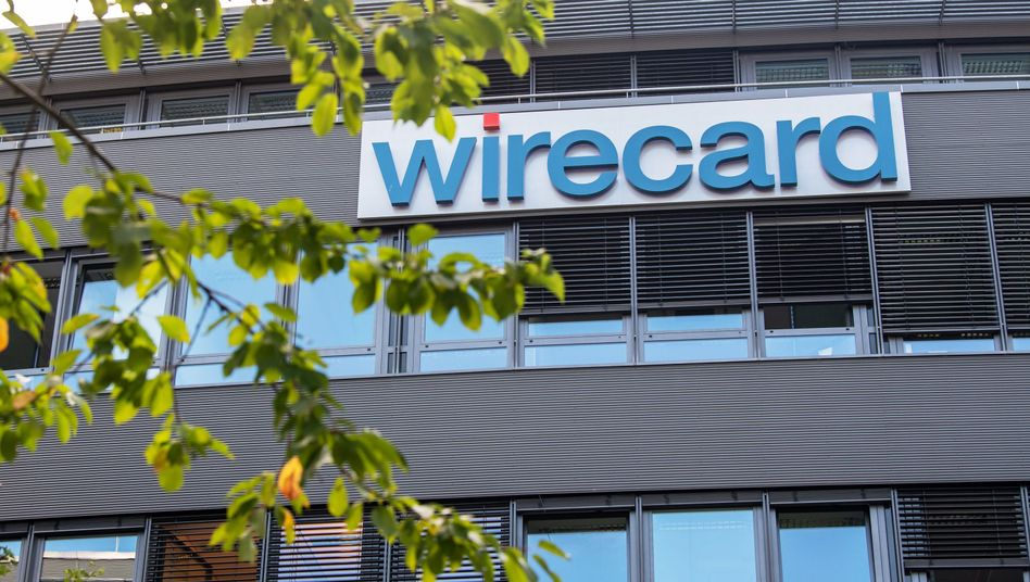 Wirecard-Zentrale in Aschheim (Archivbild)