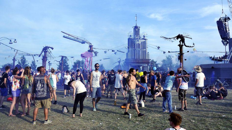 Fusion Festival 2016: Bei dem Event geht es nicht nur um Musik