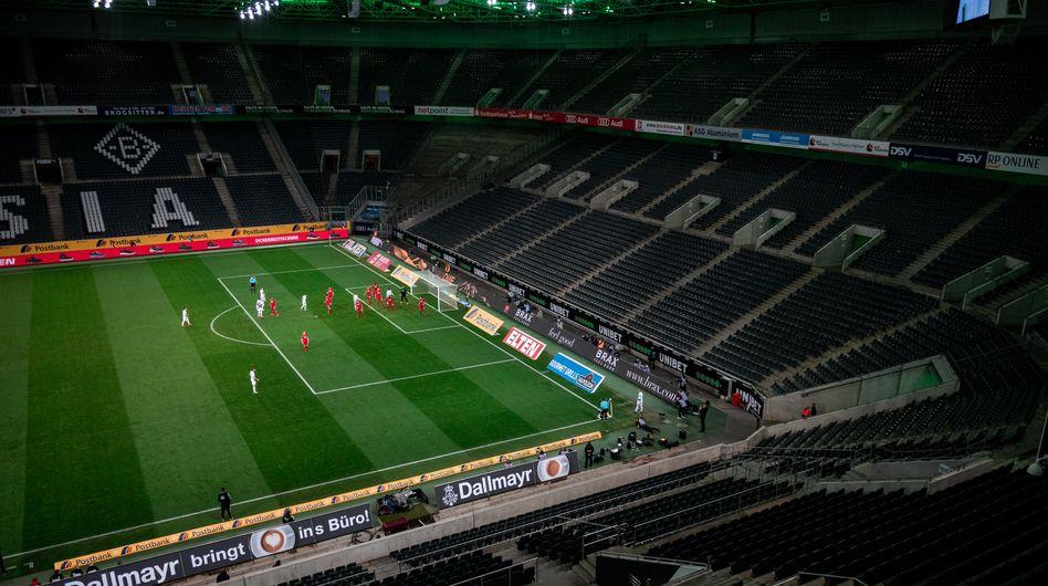 Fußball ohne Fans soll ab dem 9. Mai wieder erlaubt sein in der Bundesliga