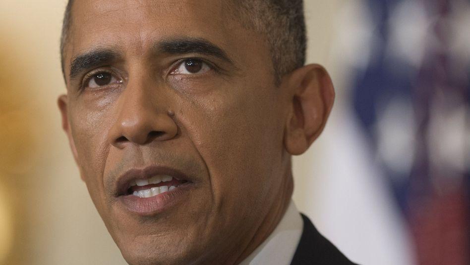 US-Luftschläge gegen IS-Terroristen: Obamaführt ein bisschen Krieg im Irak