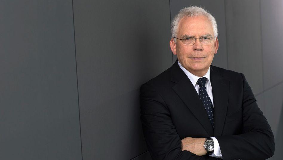 Bisher als Audi-Chef gehandelt: Audi-Vorstand Ulrich Hackenberg muss gehen