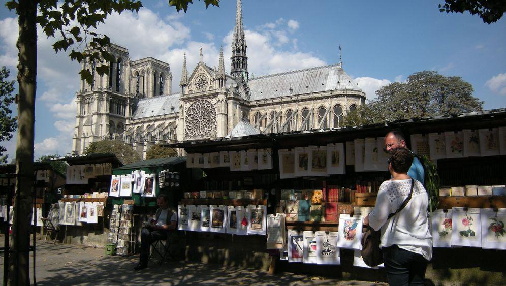 Paris: Die Sorgen der Bouquinisten