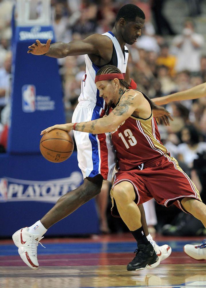 Cavaliers-Guard West: Aus dem Nirgendwo ins Rampenlicht der NBA