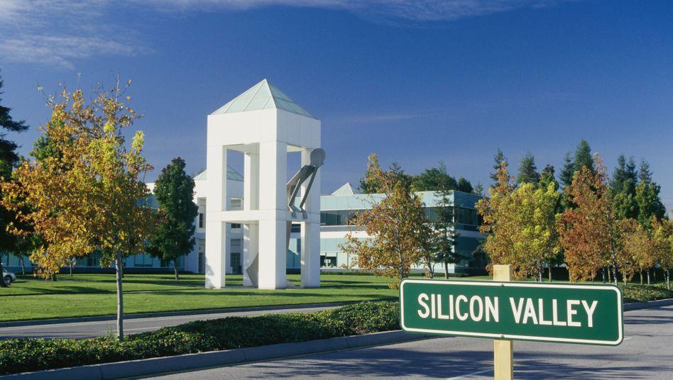 Hightech-Mekka Silicon Valley: Lukrativer Anwerbestopp der Top-Konzerne