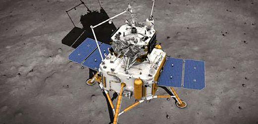 Chang'e 5 ist gelandet: China ist die neue Macht auf dem Mond