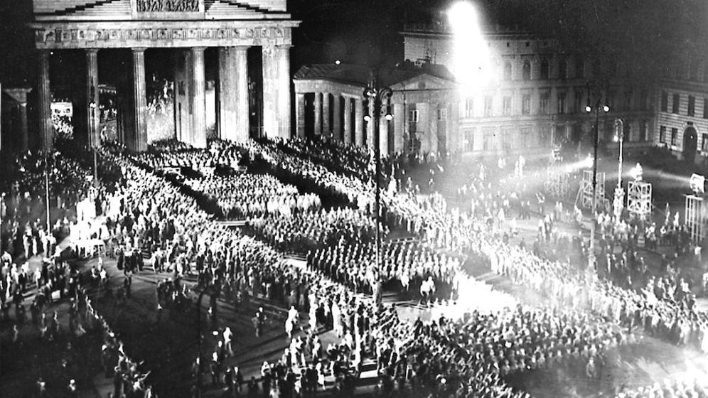 """Diplomaten im Nationalsozialismus: """"Die Demokratie in Deutschland hat einen Schlag erhalten"""""""