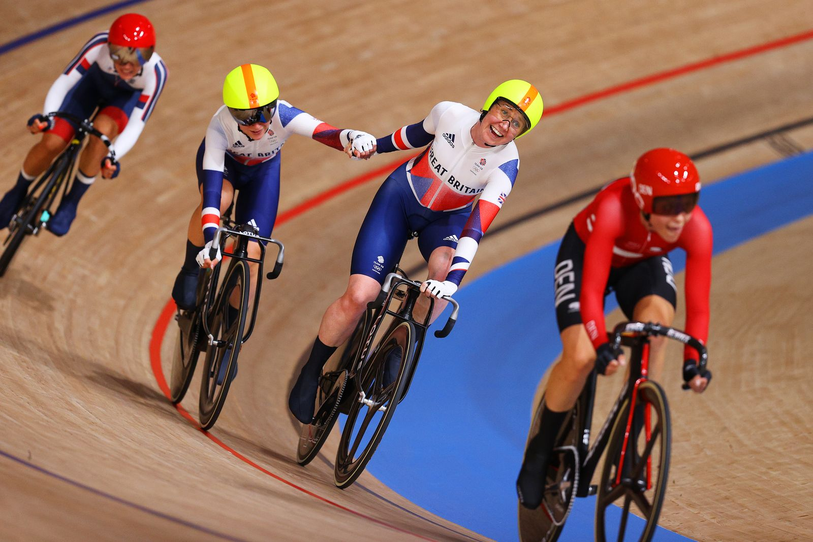 Cycling - Track - Olympics: Day 14