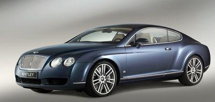 Bentley Continental GT: CO2-Emission 410 Gramm je Kilometer.