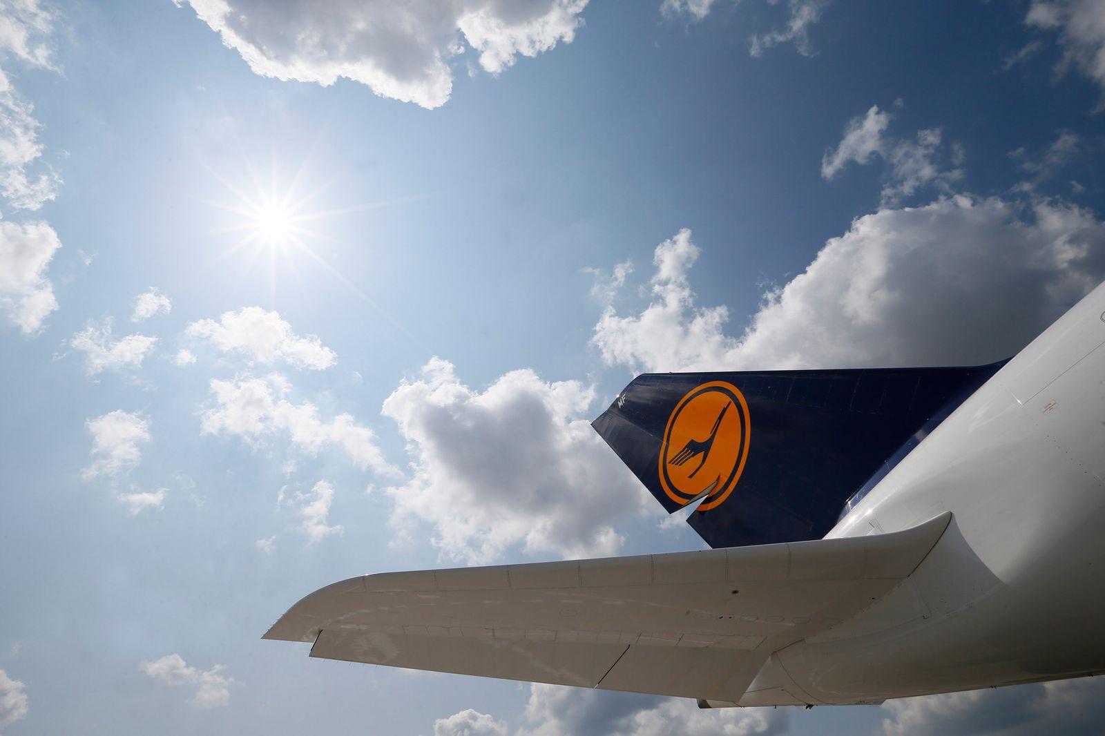 Lufthansa / Symbol