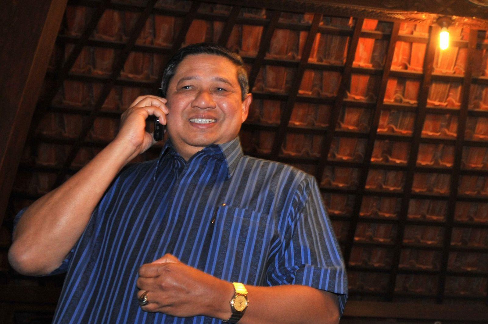 Indonesien/ Susilo Bambang Yudhoyono