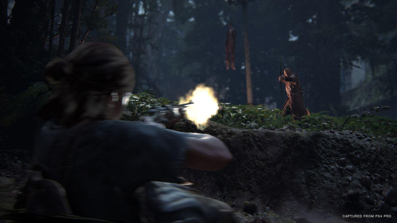 NUR ALS ZITAT Screenshot The Last of Us Part 2 3