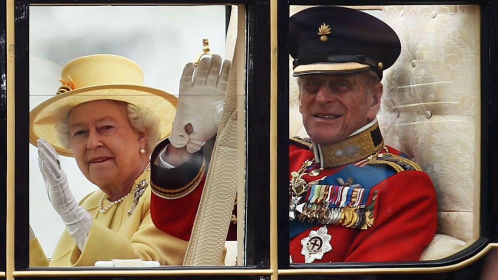 Prinz Philip: König der Fettnäpfchen