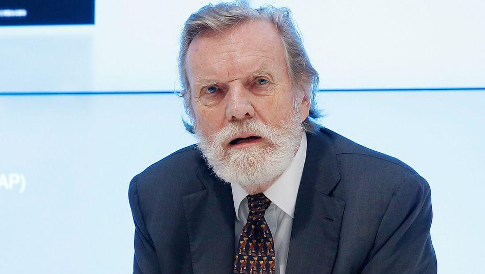 John Naisbitt (2015 in New York)