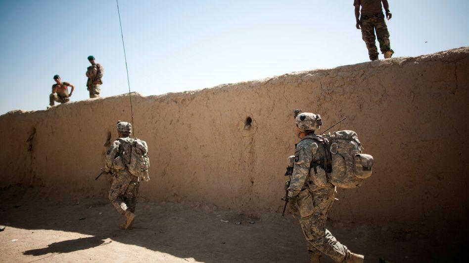 US-Soldaten in Afghanistan: Juristischer Streit um die Rechte von Homosexuellen