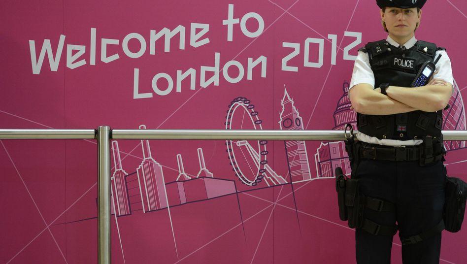 """""""Willkommen in London"""": 237.000 Fluggäste werden zu Olympia erwartet"""