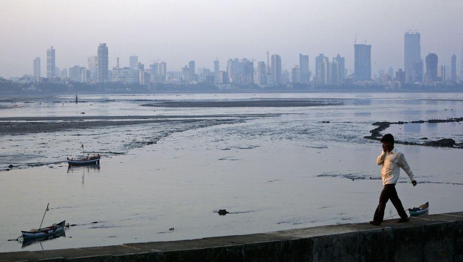 Indische Boomtown Mumbai: Asien wird stärker, Europa schwächer