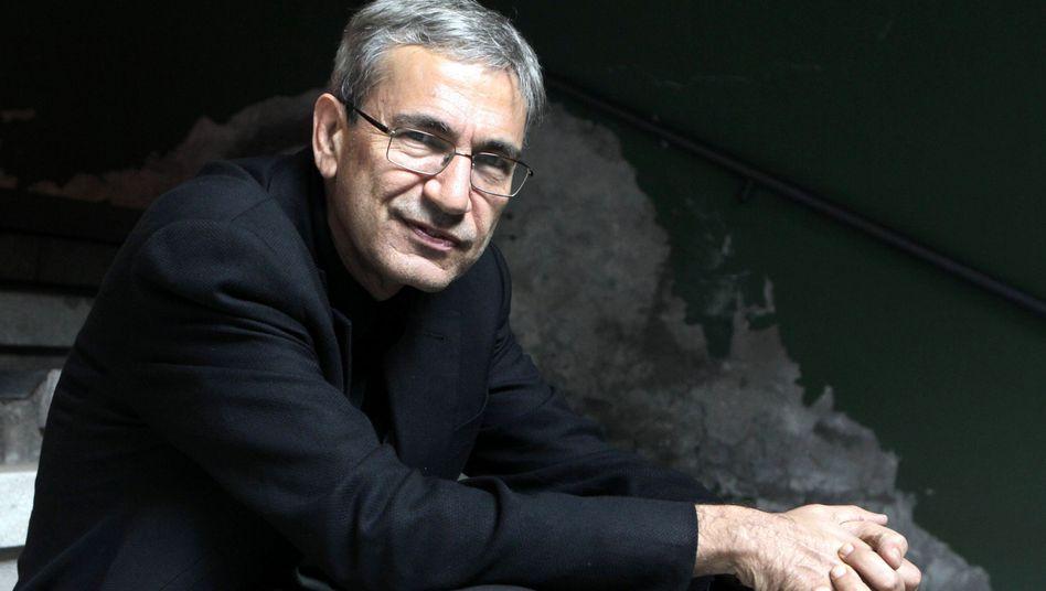Türkischer Autor Pamuk (Archivbild): Klare Worte in Richtung Brüssel