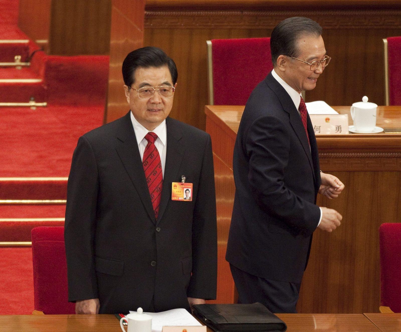 Chinesischer Volkskongress eröffnet