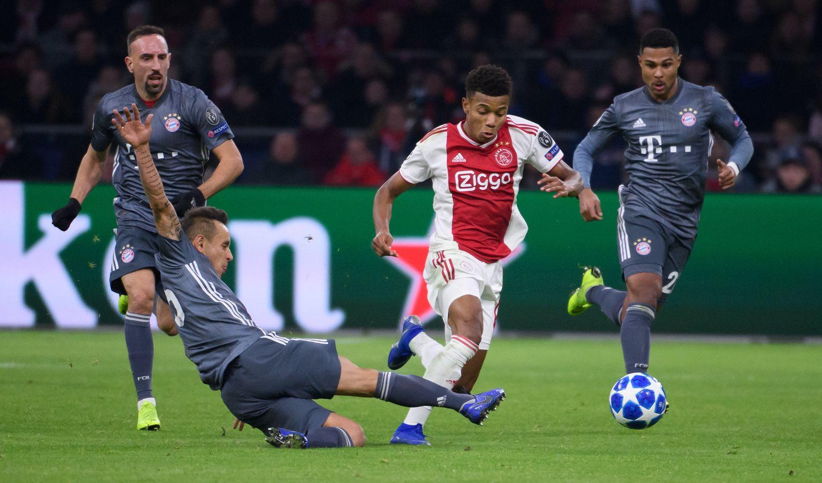 Ajax Amsterdam - Bayern München