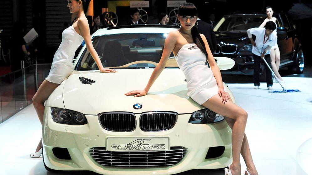 Daimler, BMW, Audi: Nachfrage in China explodiert