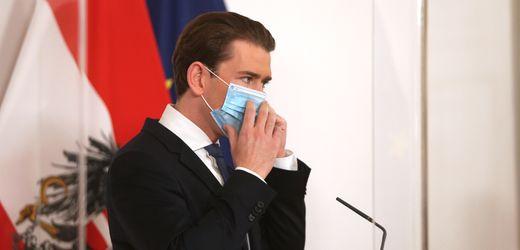 Österreich: Sebastian Kurz wollte harten Lockdown »schon früher«
