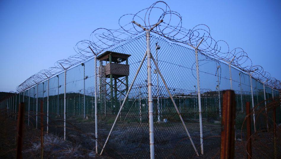 Gefangenenlager Guantanamo (Archivbild)