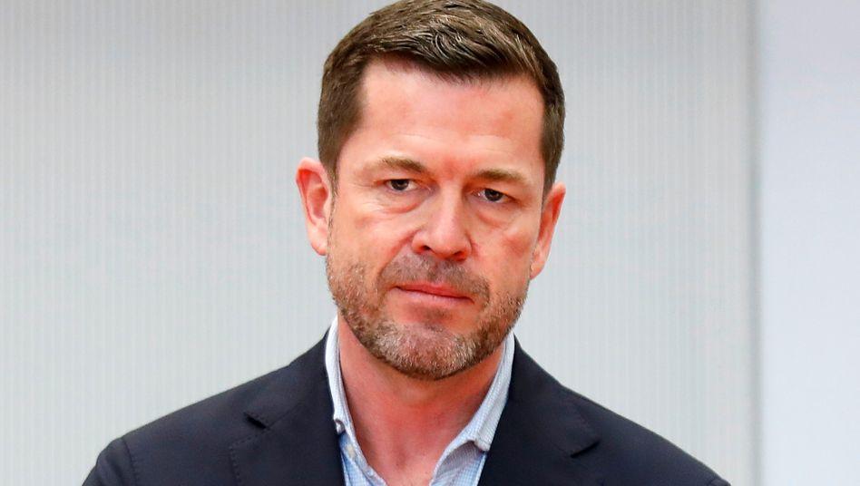 Der frühere Verteidigungsminister Karl-Theodor zu Guttenberg: »Wirecard hat uns alle getäuscht«
