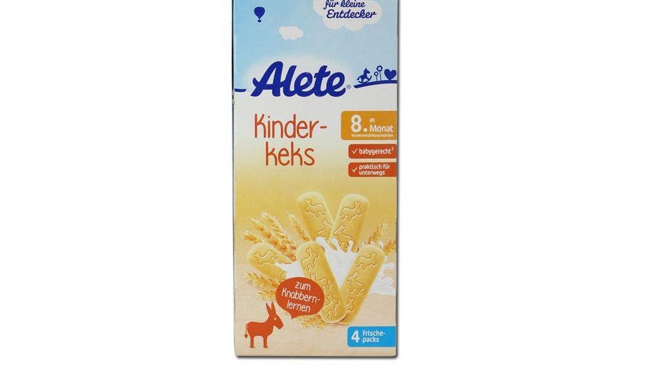 """""""Kinderkeks"""" von Alete"""