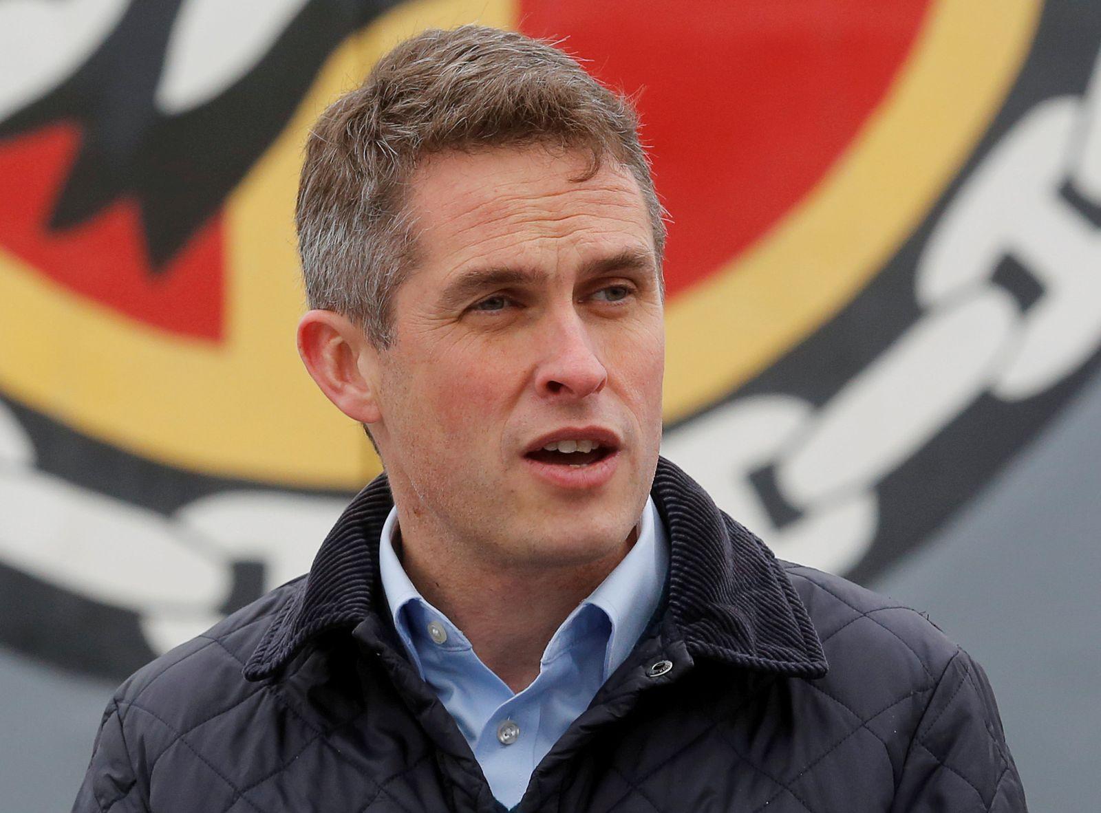 Gavin Williamson Verteidigungsminister UK