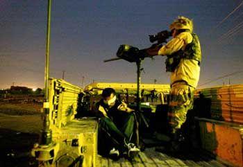 US-Soldaten in Tikrit: Razzien im Morgengrauen