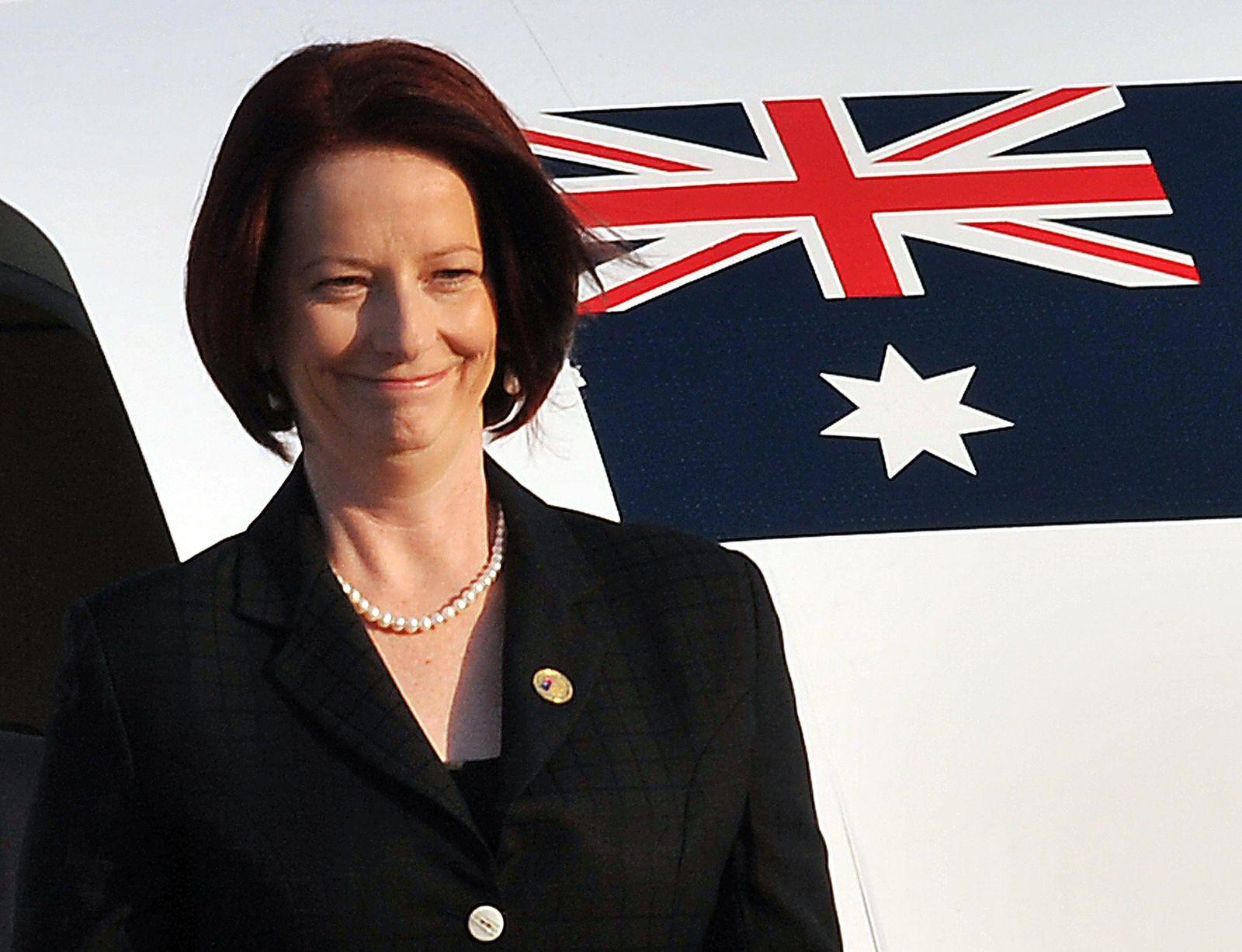 Australien Gillard