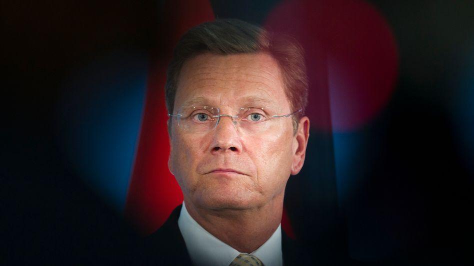 Guido Westerwelle: Druck von FDP-Chef Rösler