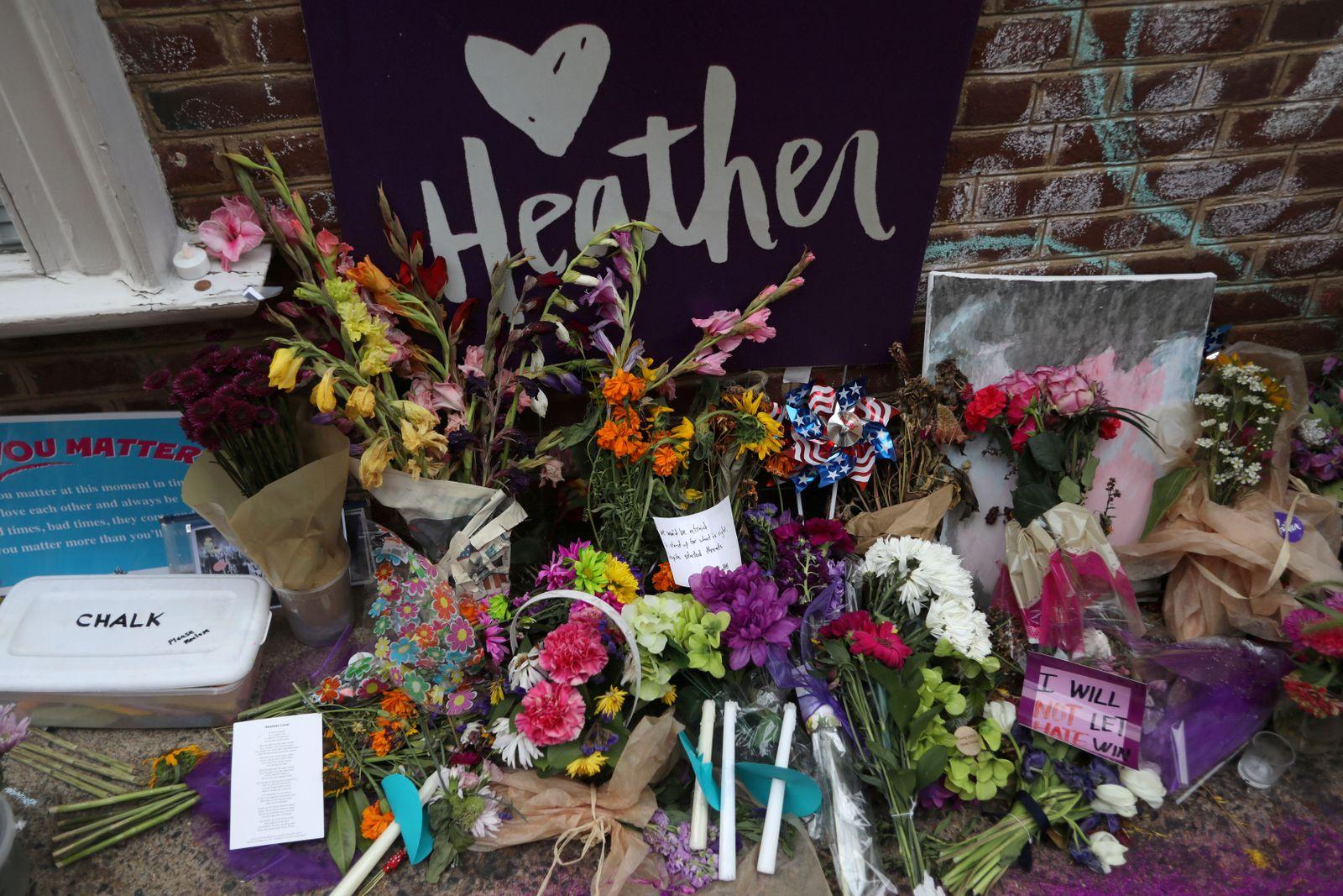 Heather Heyer Charlottesville
