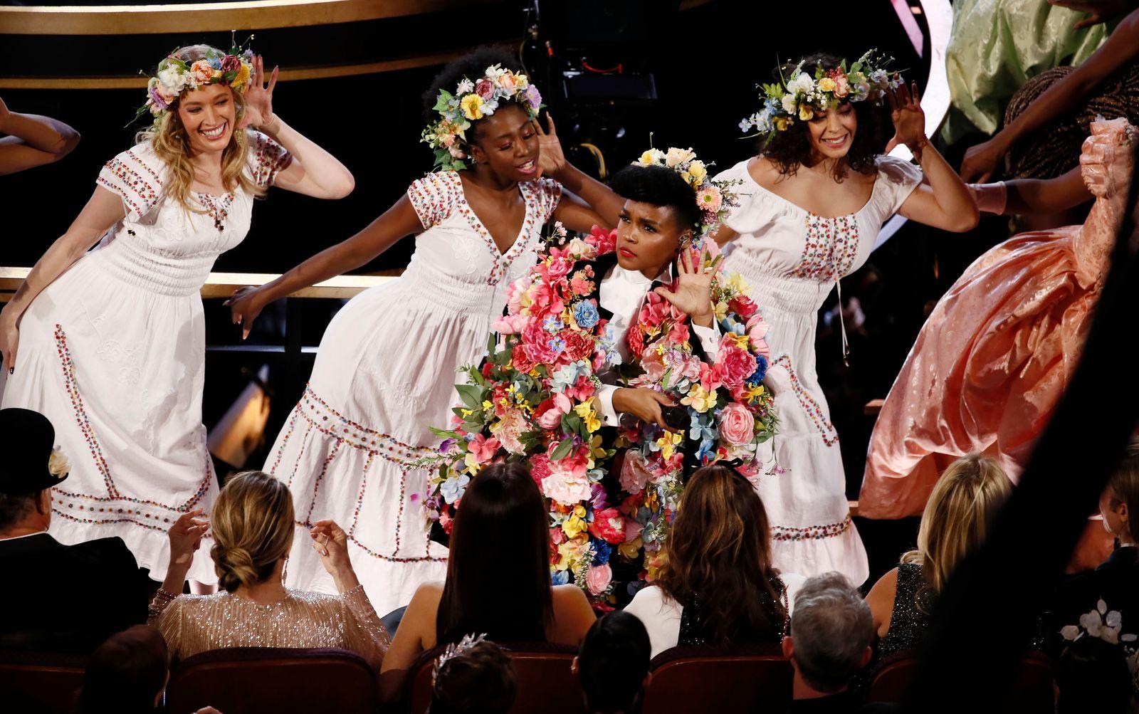 Ceremony - 92nd Academy Awards, Hollywood, USA - 09 Feb 2020