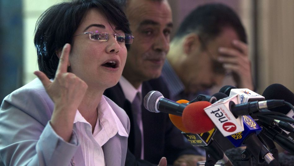 Knesset-Abgeordneten Hanin Soabi: Parlamentarische Immunität in Gefahr