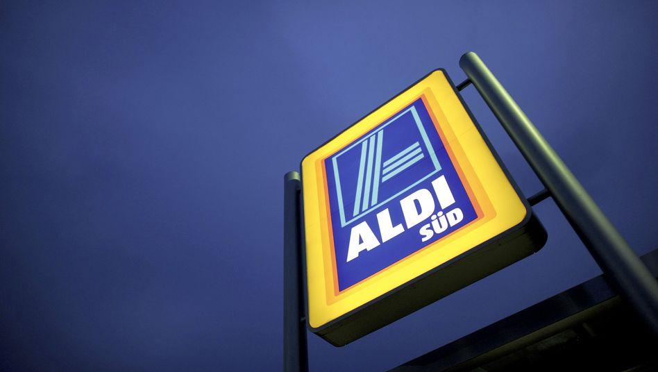 """Aldi-Süd-Logo in Köln: """"Ich konnte kaum mehr atmen"""""""
