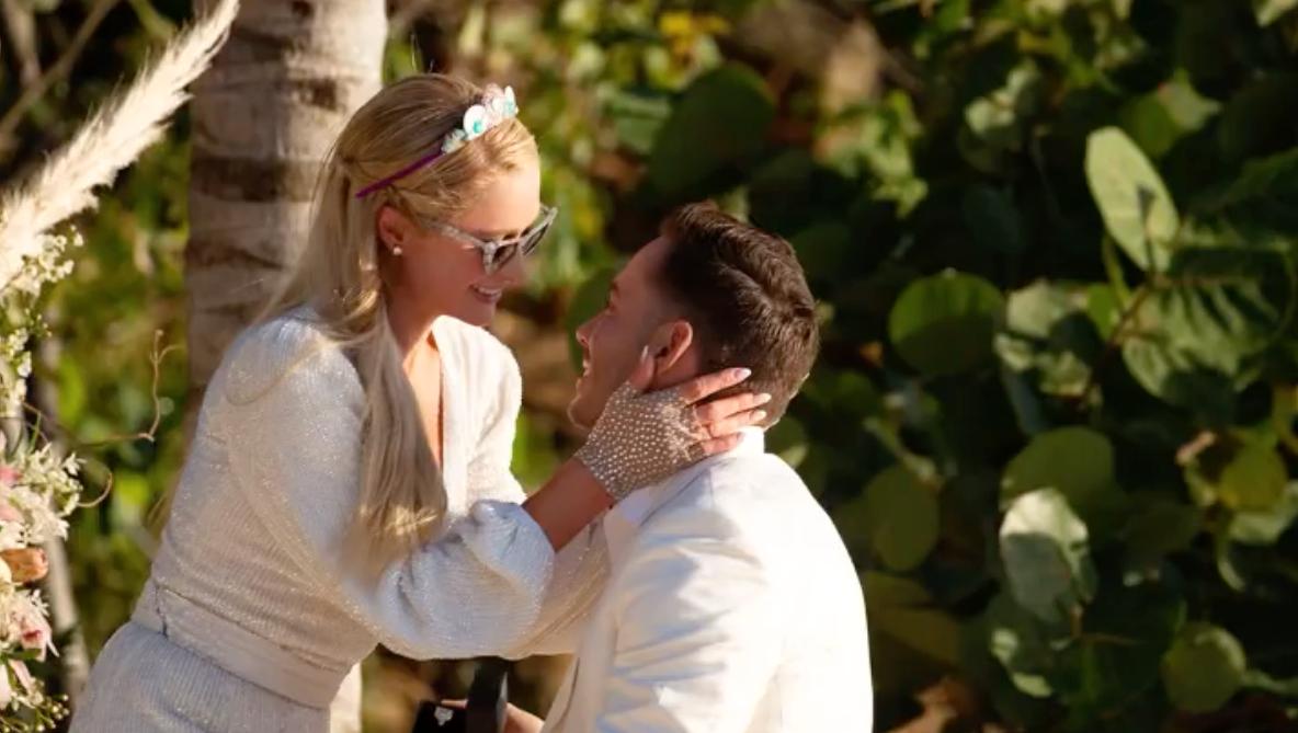 Am 40. Geburtstag: Paris Hilton gibt Verlobung mit Carter Reum bekannt - DER SPIEGEL