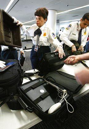 Laptop-Kontrolle an US-Flughafen: Multimediale Tagebücher voll privater Details