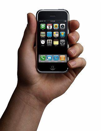 Neuester Handy-Fetisch: Das iPhone