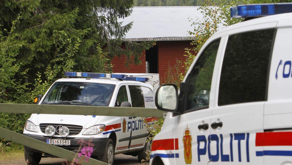 """Polizei vor der Farm des Attentäters in Norwegen: """"Keine Ahnung, was bei diesem Mann falsch gelaufen ist"""""""
