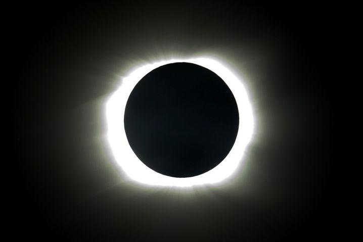 Totale Sonnenfinsternis (Archivbild)