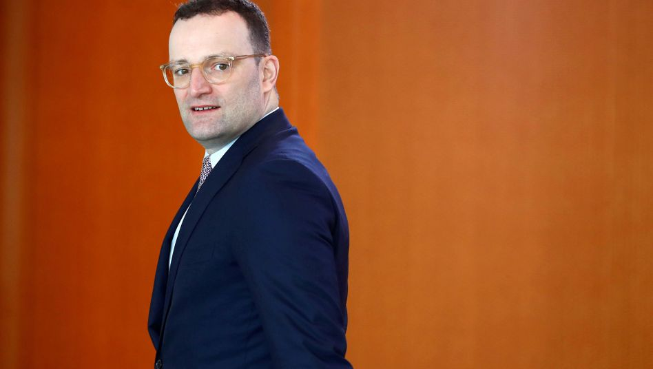 Jens Spahn am 6. Februar in Berlin