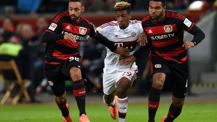 Bundesliga: Erst viel Kampf und dann viel Spannung
