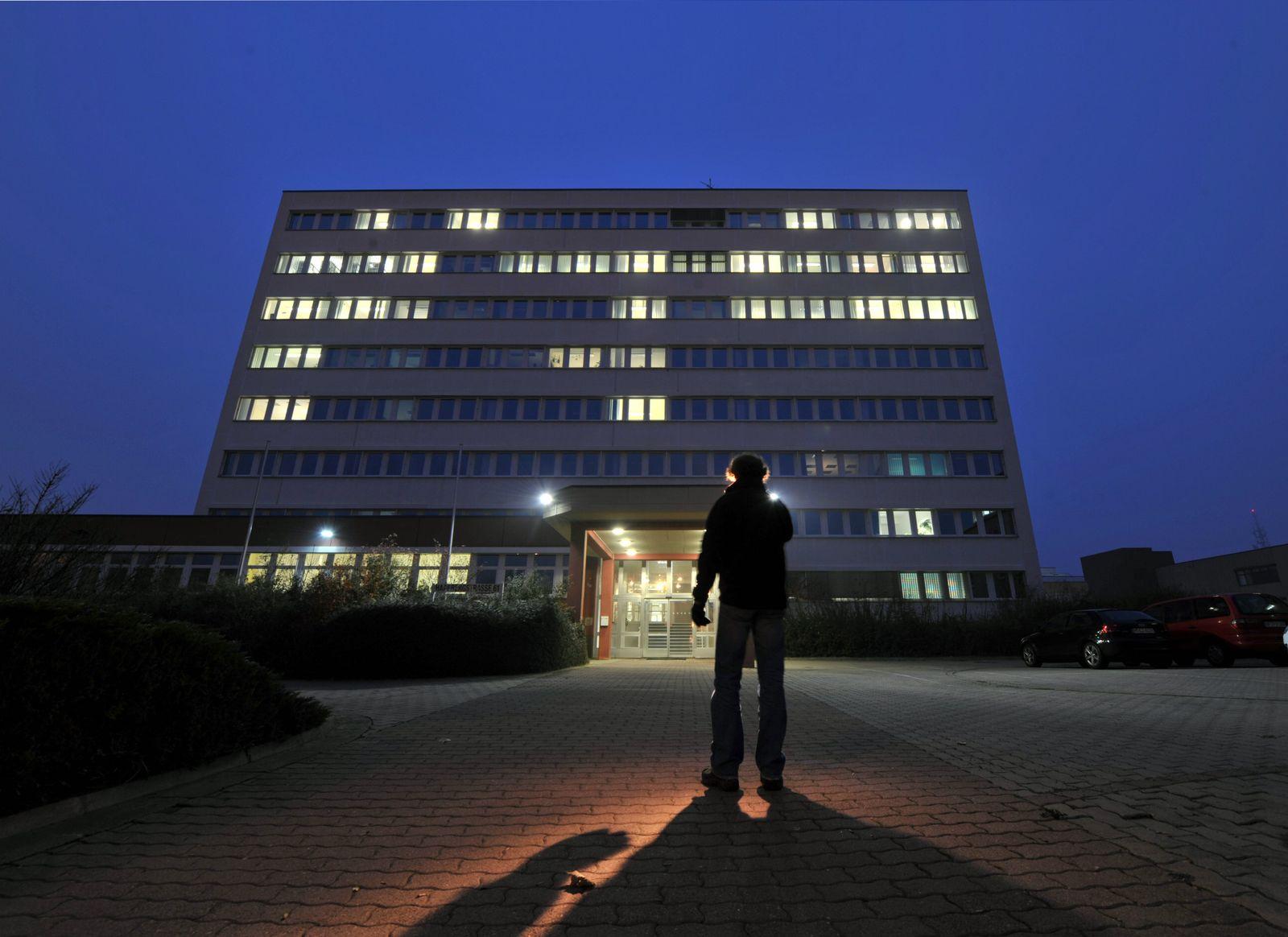 Thüringer Landesamt für Verfassungsschutz