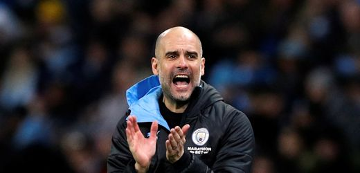 Premier League: Pep Guardiola pledges Manchester City support - ENGLISH FOOTBALL 1