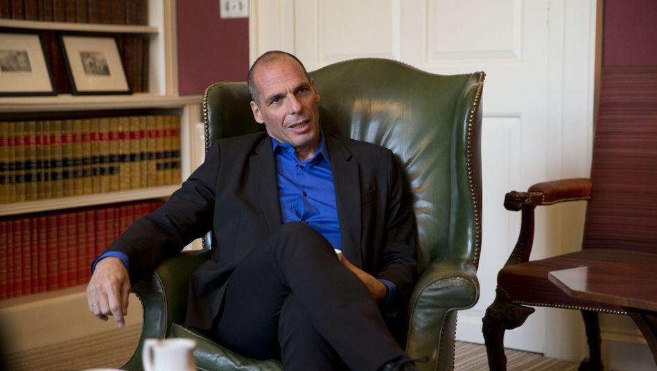 Plan des Finanzministers: So will Griechenland den Schuldenstreit lösen